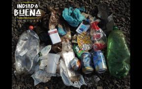 Coleta de Lixo - Trilha de Serra da Pedra