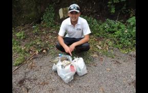 Coleta de Lixo (Nova Roma do Sul)