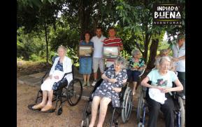 Doação para o Lar do Ancião