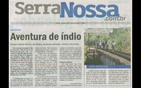 Publicação Jornal Serra Nossa