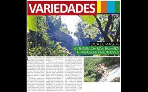 Publicação Jornal Primeira Hora
