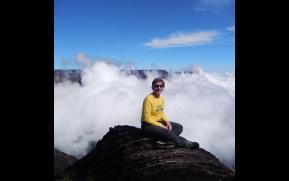 Indiada no Monte Roraima