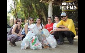 Coleta de Lixo (Estrada do Cachoeirão)